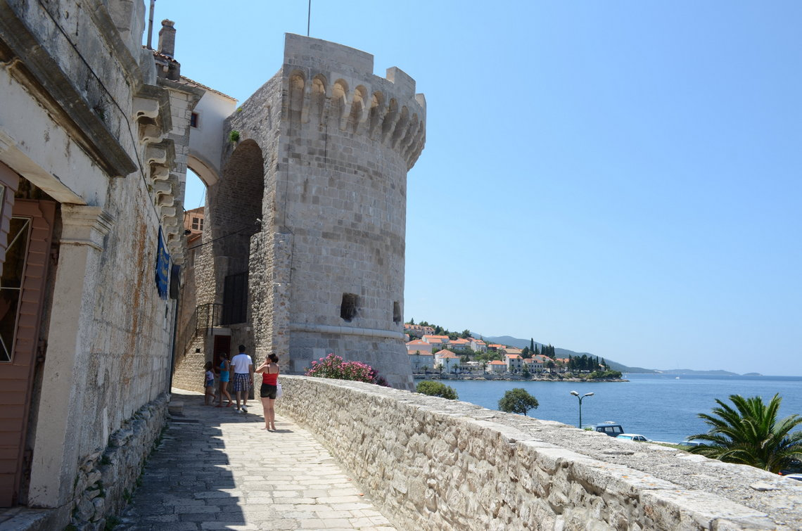 city-walls-korcula